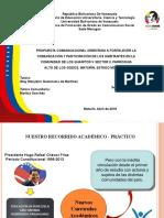 PRESENTACIÓN DE LA TESIS DE GRADO COMUNICACION SOCIAL UBV