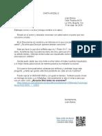 Carta Modelo- con enlaces