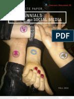 Millennials SocialMedia