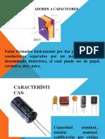 PRESENTACION CAPACITORES