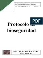 Protocolo de bioseguridad_Mesa Del Sabor
