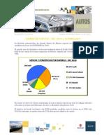 Boletín No. RP-1101-001 Acumulado 2010 de Suzuki México