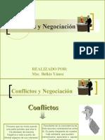 conflicto y negociacion.ppt