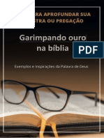 Ebook Gratuito - Dicas Palestra e Pregacao