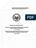 SEC Case No. OIG-496