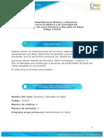 Presentación del curso Gerencia y Mercadeo en Salud