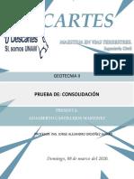 2.- PRUEBA DE CONSOLIDACION