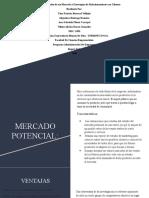 Actividad # 4  Definición de un Mercado y Estrategias de Relacionamiento con Cliente