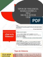TIPOS DE VIOLENCIA .pptx