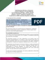 Guía de actividades y rúbrica de evaluación - Unidad 2 - Paso 3 - Didácticas digitales y sus tendencias en ESAD (Educación Superior a Distancia)