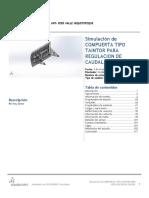 COMPUERTA TIPO TAINTOR PARA REGULACION DE CAUDAL-Análisis estático 1-1.docx