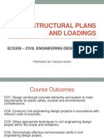 5. Structural Plans and Loadings