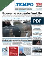 Rassegna stampa video 14 ottobre 2020 prime di copertina in pdf