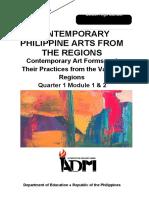 ContemporaryArts12_Q1_Mod1_Contemporary_Arts_Forms_ver3