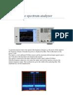 Laboration the spectrum analyzer 2010_f