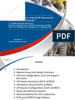 General description of the ELFR Plant and of the ALFRED Demonstrator.pptx