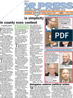 Milwaukee Labor Press county exec story