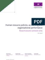 cid_ressum_HRM_and_organisational_performance_apr09