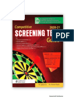 Caravan Screening Test CCE  Book .pdf