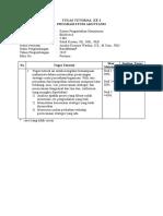 Tugas Sistem Pengendalian Manajemen