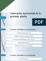 Valoración nutricional en la gestante.pptx