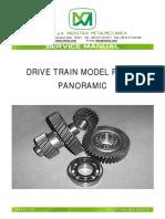MA640-02 Drive Train