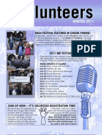 Winter Volunteer Newsletter 2011- complete