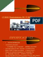 PRESENTACION CURSO TURBINA MS5001-2016