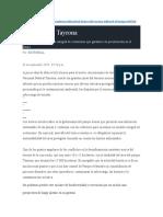 Editorial periodico el tiempo2019