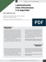 Calidad en la administración de  medicamentos intravenosos.pdf