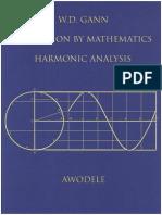Awodele - W.D. Gann, Divination by Mathematics II; Harmonic Analysis.pdf