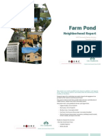 Farm Pond Neighborhood Report