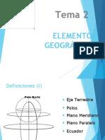 Elementos geográficos