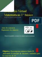 Encuentro Virtual Matemáticas 1° básico.pptx