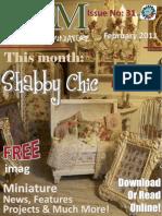 AIM mag issue 31 February  2011