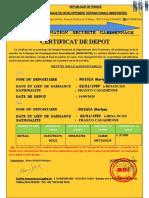 certificat de dépot.docx