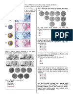 D10 (5º ANO - Mat.)  - sistema monetário