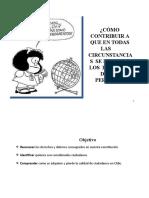 Derechos, Nacionalidad y Ciudadania en Chile