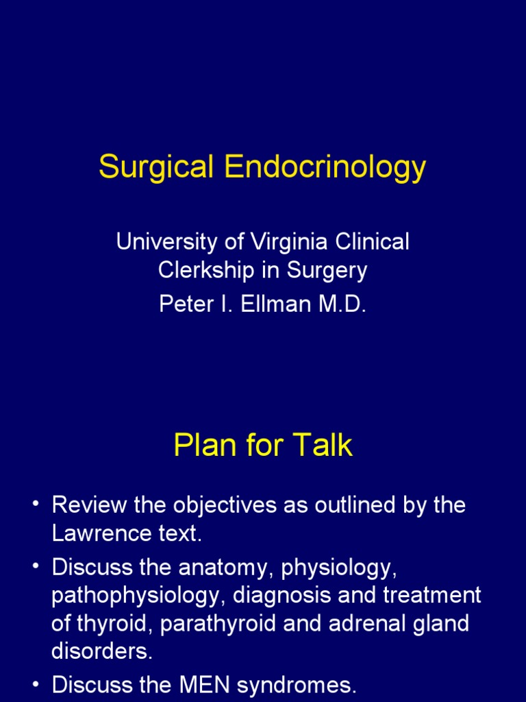 surgical-endocrinology | Thyroid | Adrenal Gland