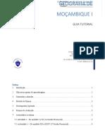 Guia Tutorial de Geografia de Moçambique I