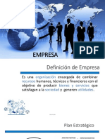 TIPOS DE EMPRESA 2020-2