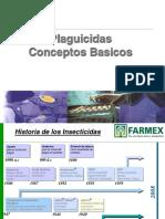 Conceptos Basicos de Plaguicidas