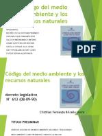 Código del medio ambiente y los recursos naturales.pdf