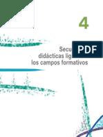 16. Lectura 4. Secuencias didácticas ligadas a los campos formativos