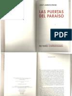 Jerzy Andrzejewski - Las puertas del paraíso (Ed. Pre-Textos; trad. Sergio Pitol)