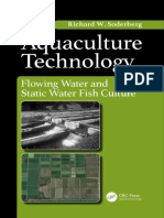 Aquaculture technology flowing water and static water fish culture