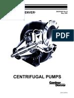 Centrifugal Parts List