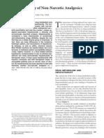 Hepatotoxicity of Non-Narcotic Analgesics