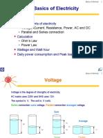 basic electricity powepoint