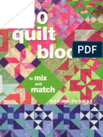 Davina Thomas - 200 Quilt Blocks to Mix and Match